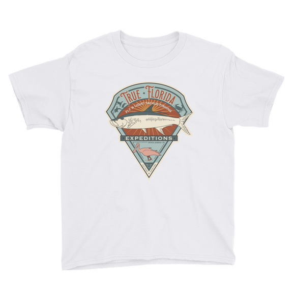 Youth True Florida Expeditions Short Sleeve T-Shirt