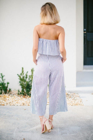 Abigail Striped Set