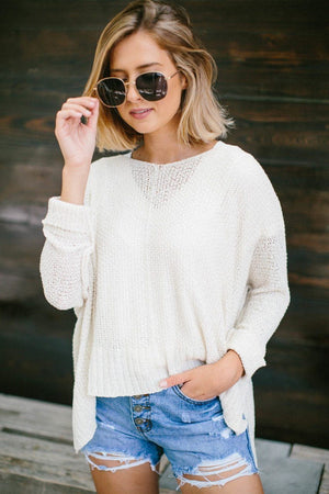 Autumn Crew Neck Sweater