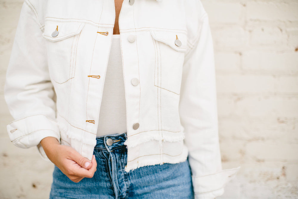 Cecelia Denim Jacket