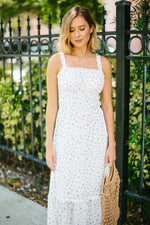 Giselle Floral Midi Dress