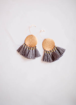 Mary Tassel Earring