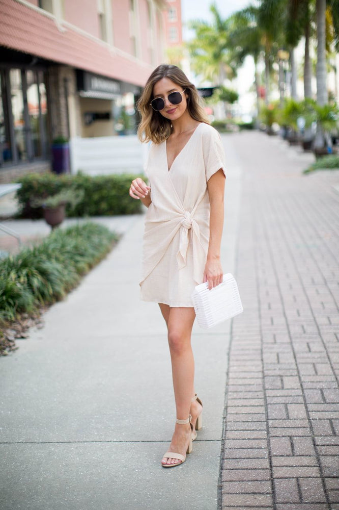 Sloane Wrap Dress