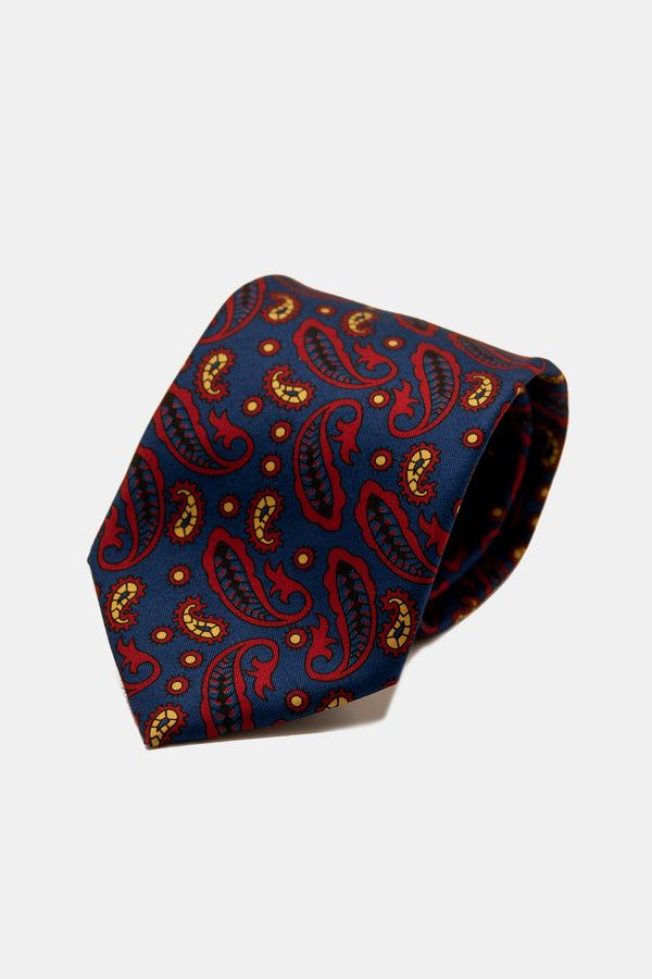 E. Marinella Archivio Collection Paisley Tie