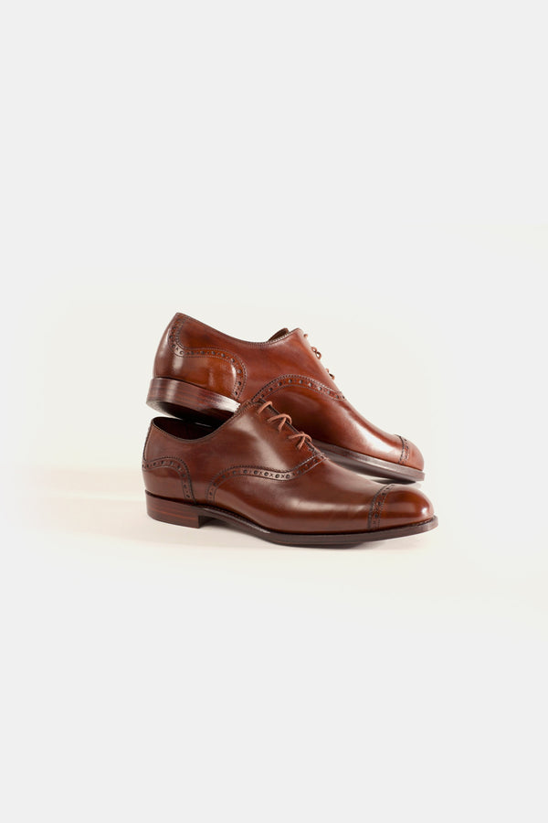 Clifton Cap Toe