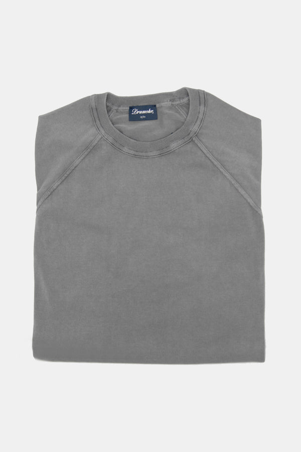 Drumohr Lightweight Knit Crewneck Sweater