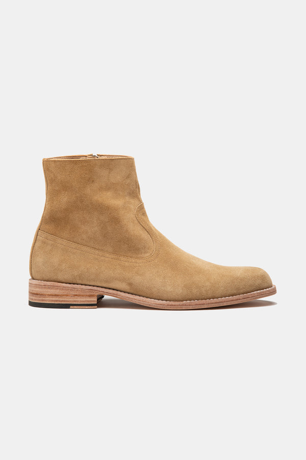 Boswell Boot in Sand Suede