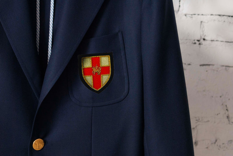 Middle Temple Bullion Blazer Crest