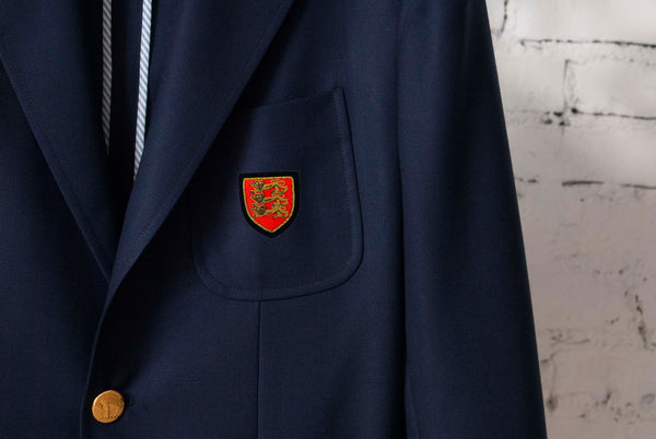 Three Lions Bullion Blazer Crest
