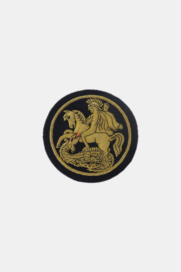 St George & Dragon Bullion Blazer Crest