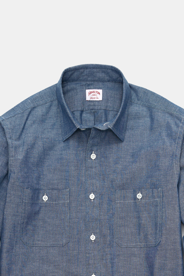 Hamilton Classic Chambray Workshirt