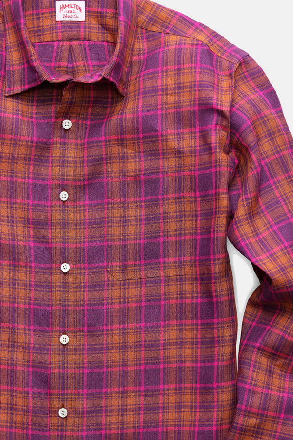 Hamilton Dalton Plaid Shirt
