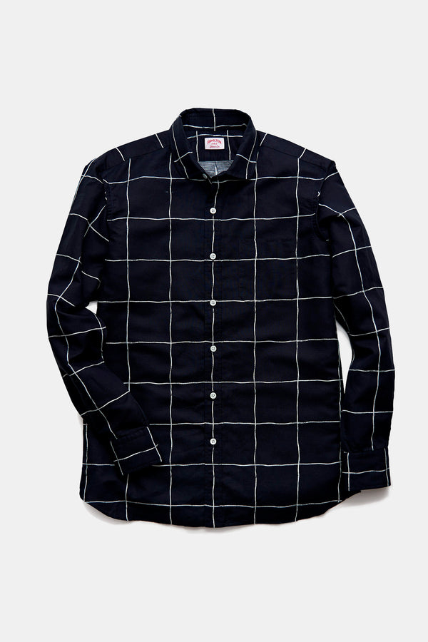 Hamilton Edfield Windowpane Shirt
