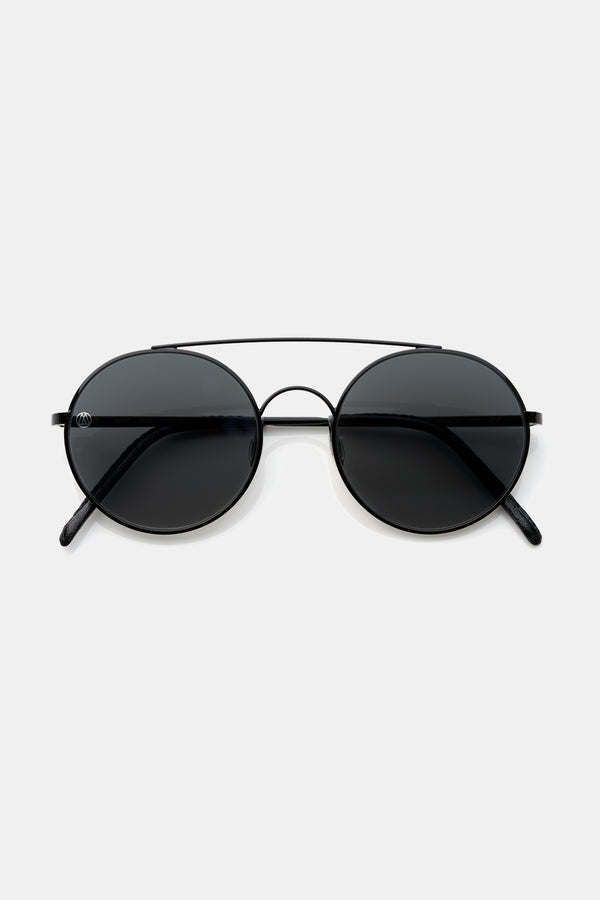 Ottomila 8M6 Black Sunglasses