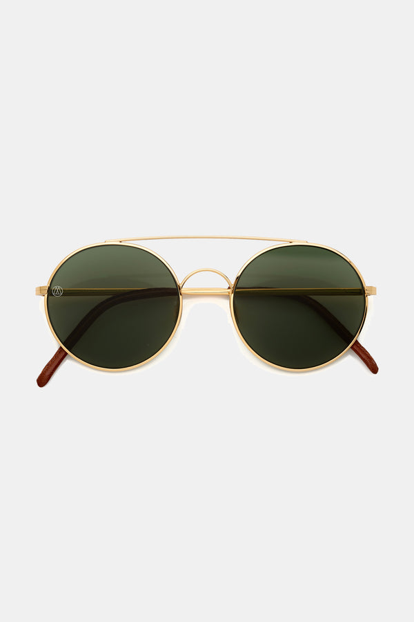 Ottomila 8M6 Gold Sunglasses