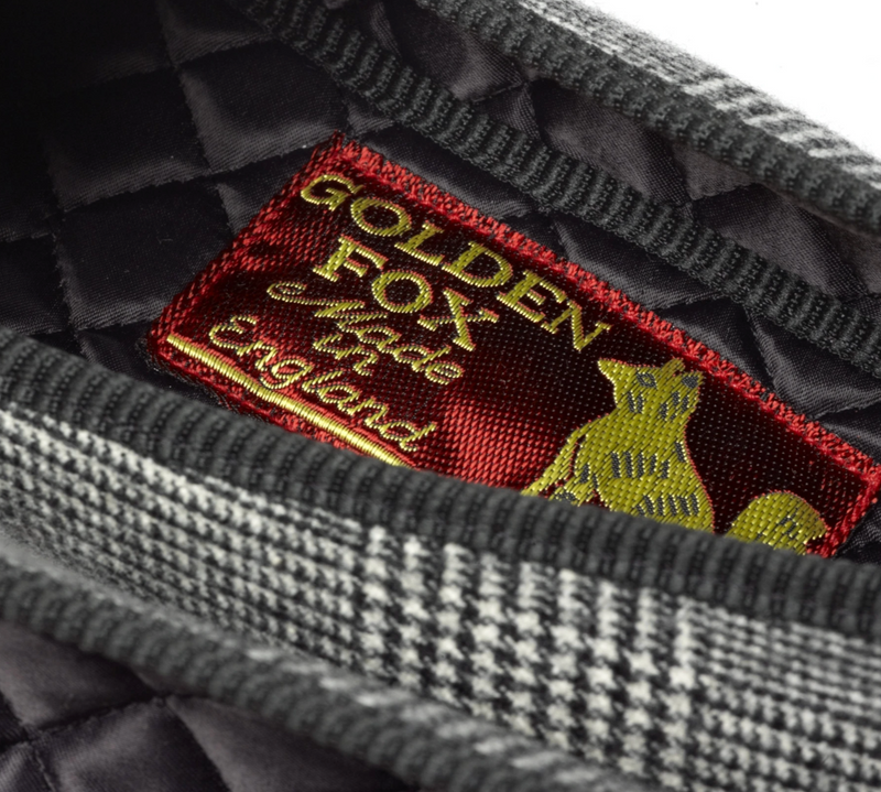 Fox Prince of Wales Flannel Slippers