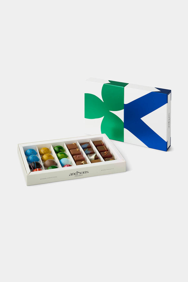 Artisan Chocolates 24 Piece Box