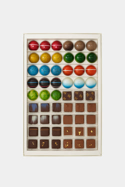 Artisan Chocolates 54 Piece Box