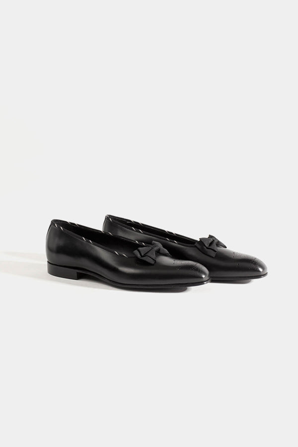 Barker Black Beaton Formal Pump