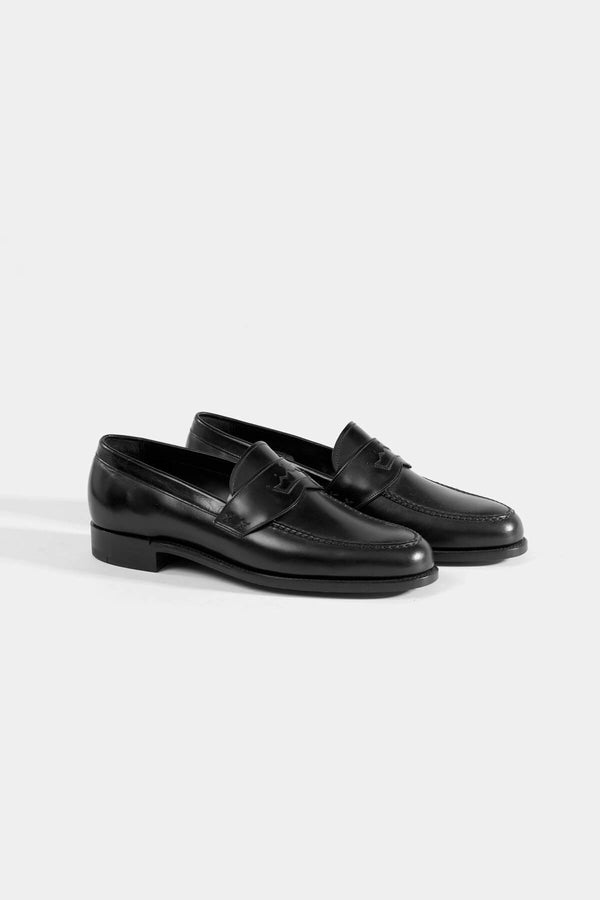 Barker Black Crown Loafer