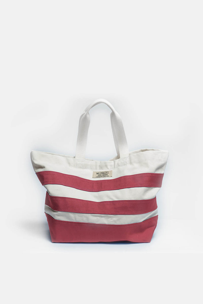 Vintage Main Beach Bag