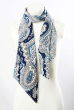 Load image into Gallery viewer, Paisley Hair Scarf