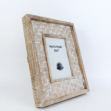 Load image into Gallery viewer, Bamboo Wood Frame - Tall
