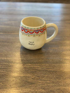 Cup Of Mug- Love Borders