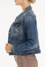 Load image into Gallery viewer, Everyday Denim Jacket