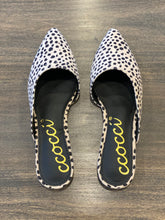 Load image into Gallery viewer, The Molly Flat Shoe-Cheetah