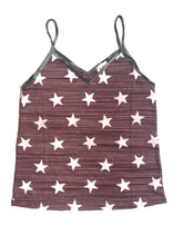 Load image into Gallery viewer, Stars And Stripes Forever - Vintage Burgundy