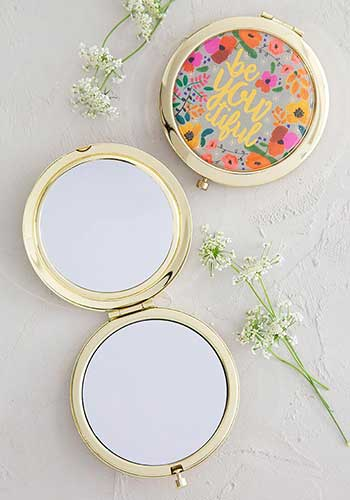 Compact Mirror- BeYOUtiful