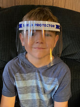 Load image into Gallery viewer, PROTECTIVE FACE SHIELD FOR KIDS FS-120C