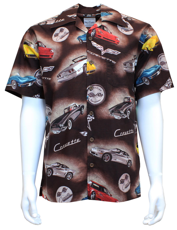 Corvettes 60 Camp Shirt