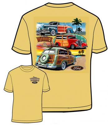 Ford Woodies T-Shirt