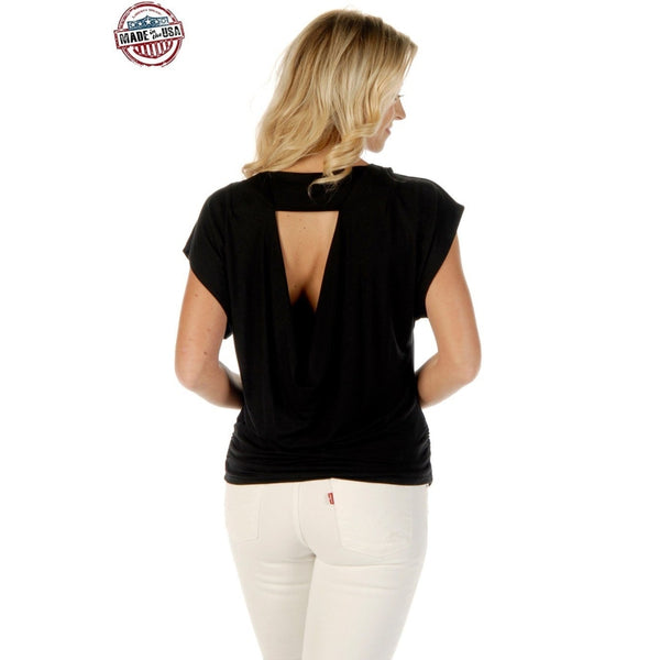 Elegant Wild Spirit - Womens Tops