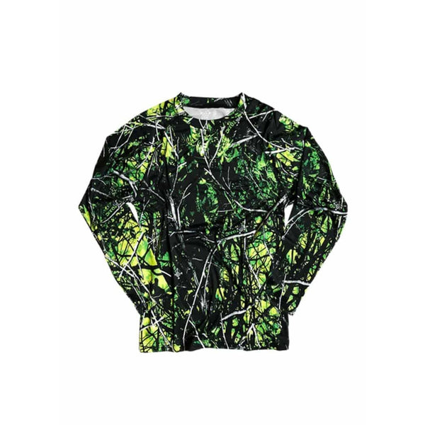 Enviroflex Long Sleeve Shirt | Toxic Camo - Mens Outerwear