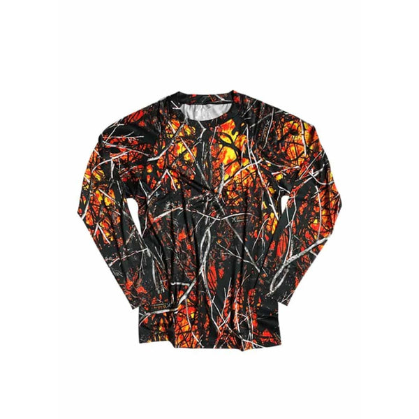 Enviroflex Long Sleeve Shirt | Wildfire Camo - Mens Outerwear
