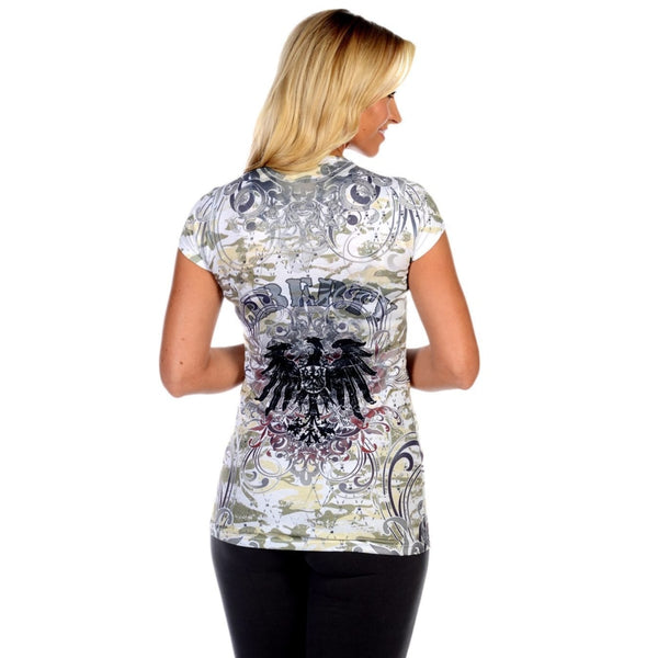 Liberty Rising - 3Xl - Womens Tops
