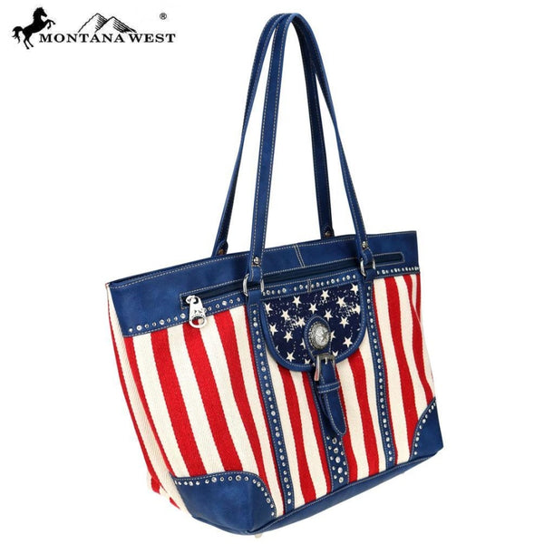 Montana West American Pride Collection Tote - Accessories
