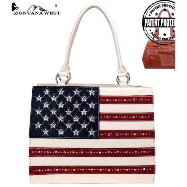 Montana West American Pride Collection Tote - Bags & Purses