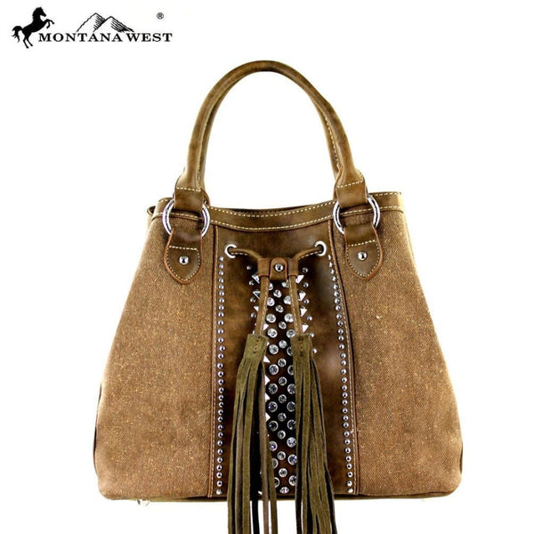 Montana West Fringe Collection Handbag - Accessories