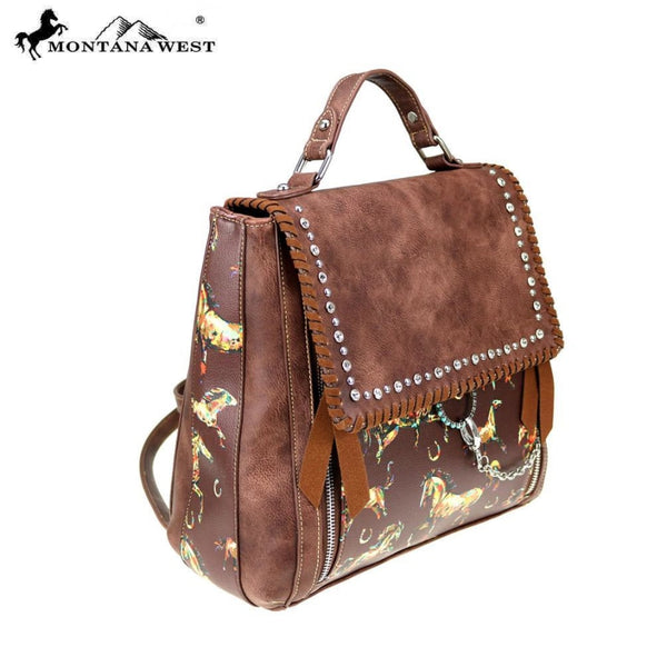 Montana West Horse Collection Backpack - Accessories
