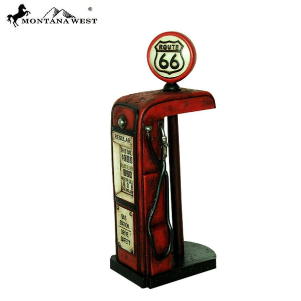 Montana West Route 66 Resin Kitchen Towel Holder - Lifestyle