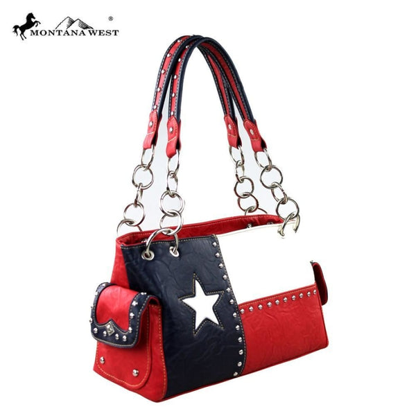 Montana West Texas Pride Collection Handbag - Accessories