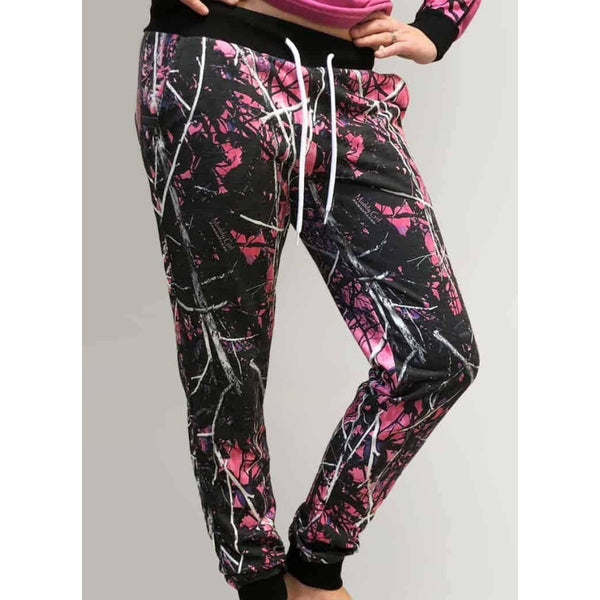 Muddy Girl Joggers - Womens Outerwear