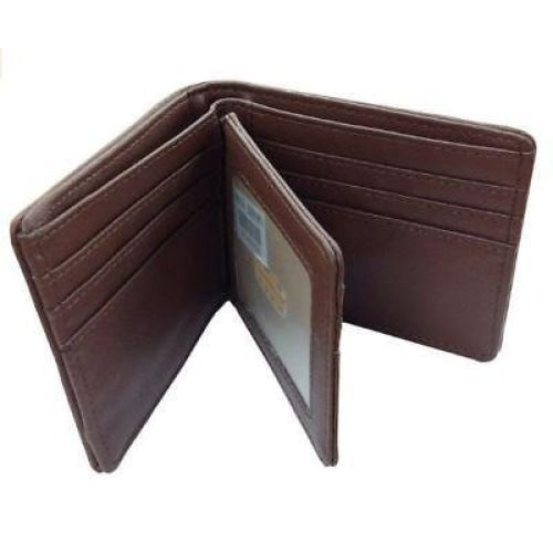 Pistol Wallet Western Bifold Cheque Book Style - Wallets & Watches