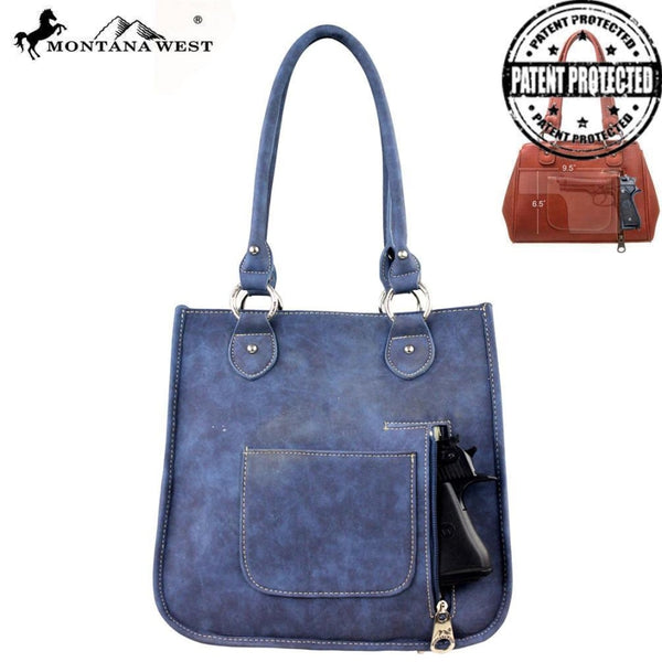 Texas Pride Concealed Handgun Collection Handbag - Bags & Purses