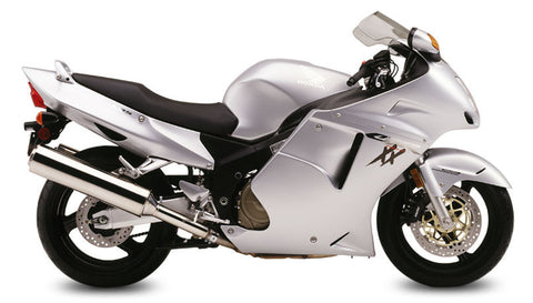 1997-2007 Honda CBR1100XX Blackbird Fairings