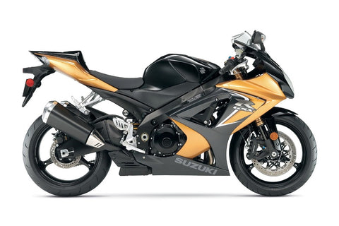 2007-2008 Suzuki GSXR 1000 Fairings